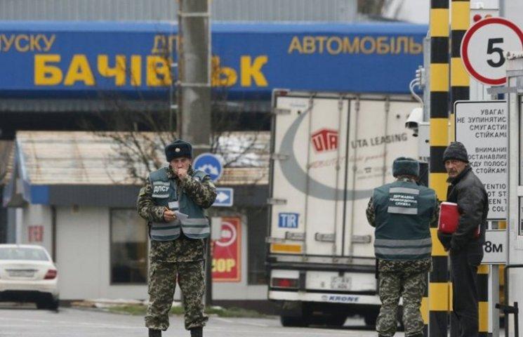Сумські прикордонники затримали поляка з фальшивим українським паспортом