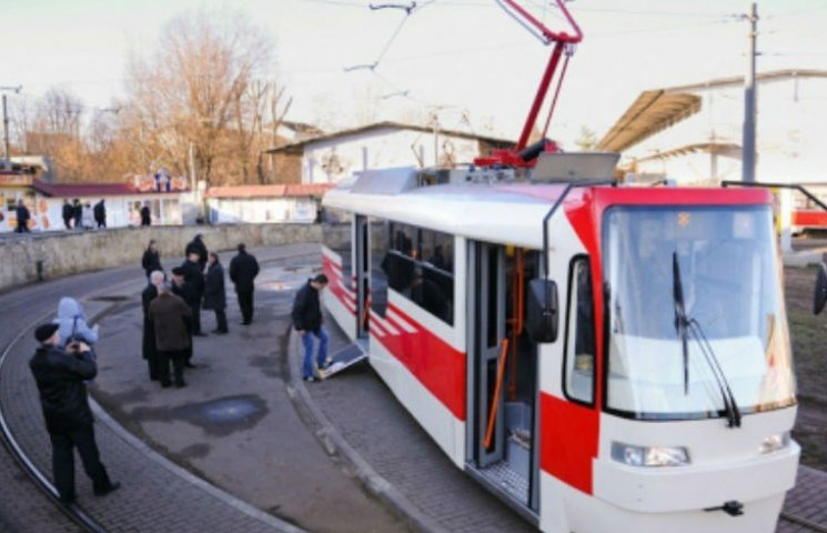 Київ витратить 287 мільйонів на закупівлю 10 трамваїв