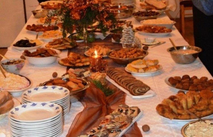 Як зробити Старий Новий рік смачним: рецепти від закарпатців