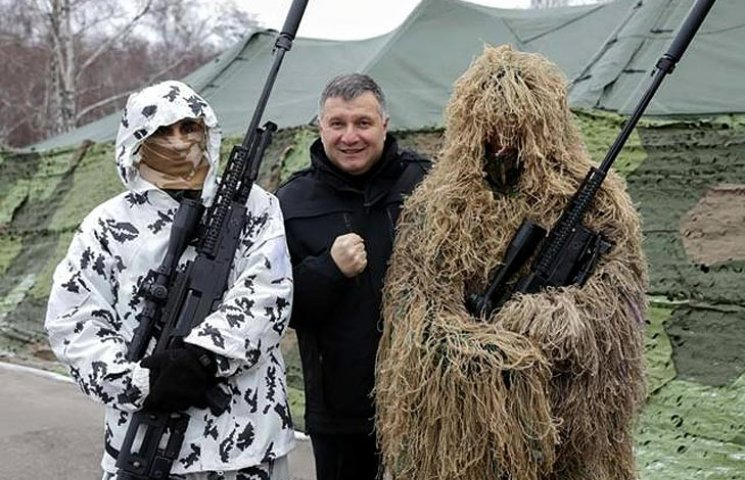 """У Порошенко решили, что Аваков будет отвечать за грехи """"Беркута"""""""