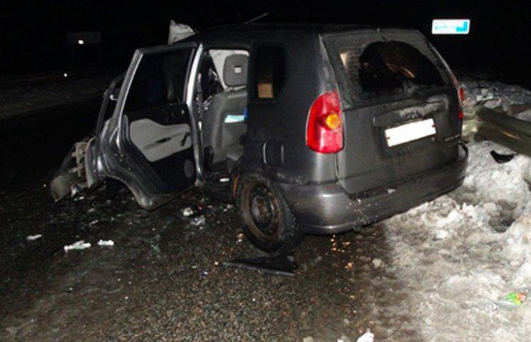 На Сумщині у ДТП травмовано двоє людей