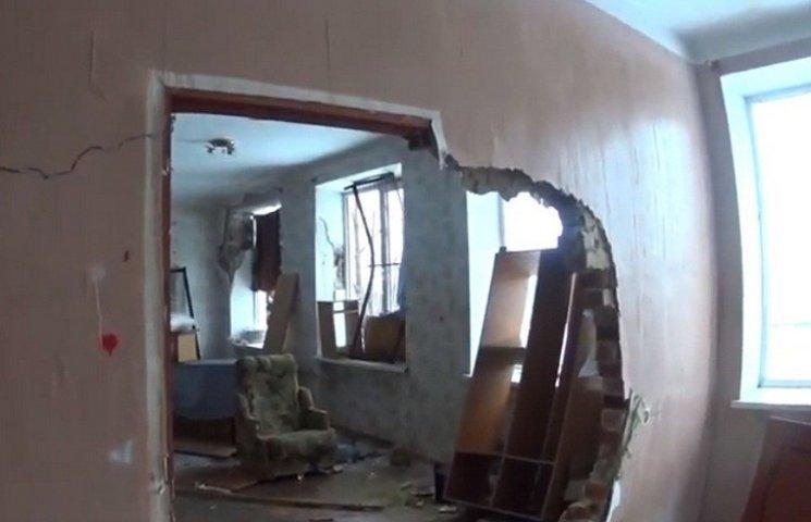 """Як """"русскій мір"""" завітав у дитячий інтернат на Донбасі (ВІДЕО)"""