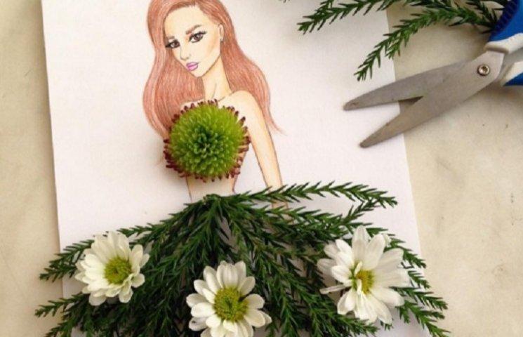 Як вірменський художник створює неймовірні шедеври завдяки квітам