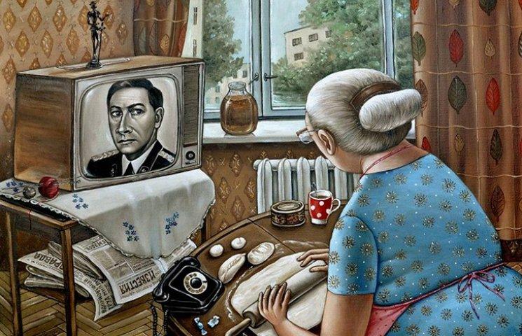 Back to the USSR в картинах