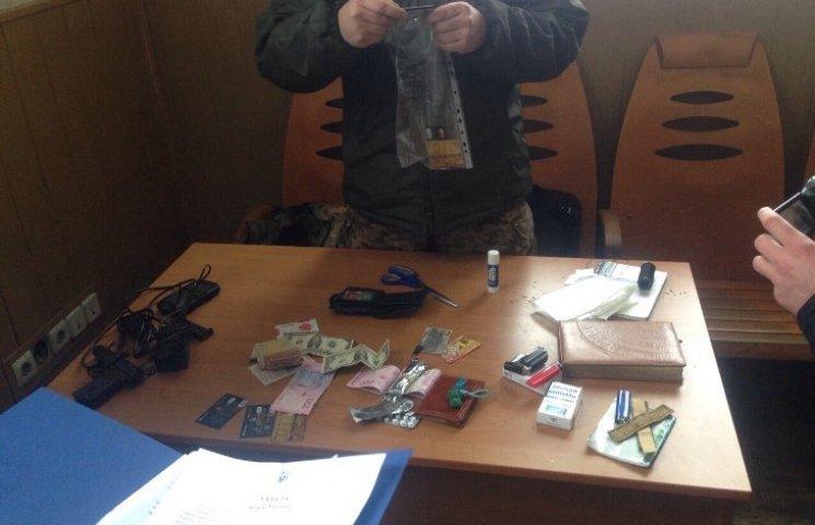 Начальника медпункту 128-ї бригади зловили на хабарі