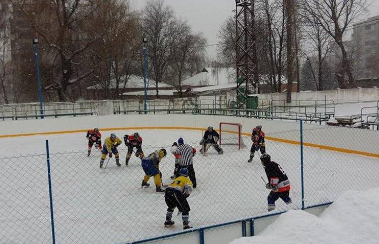 Суми відкрили хокейний сезон