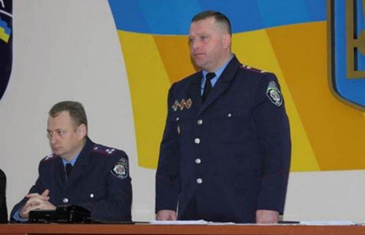 У Вінниці призначили нового начальника поліції