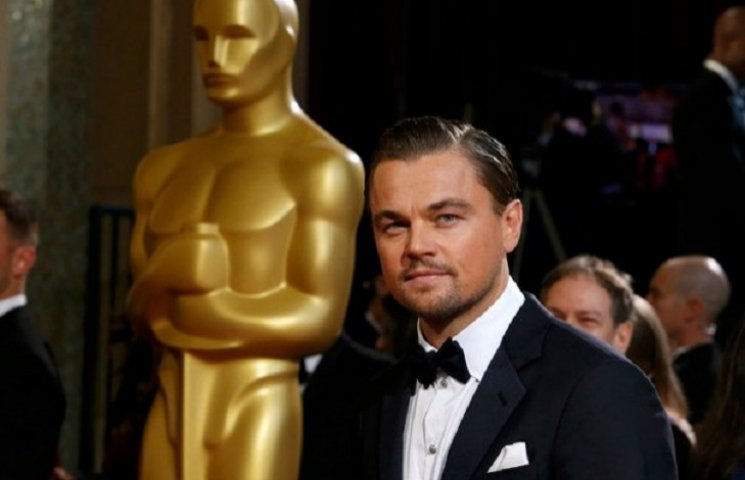 "Ди Каприо в интернете снова троллят ""Оскаром"""
