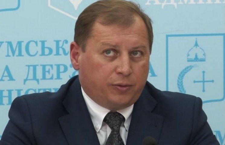 Прокуратура притягує екс-губернатора Сумщини за трьома кримінальними статтями
