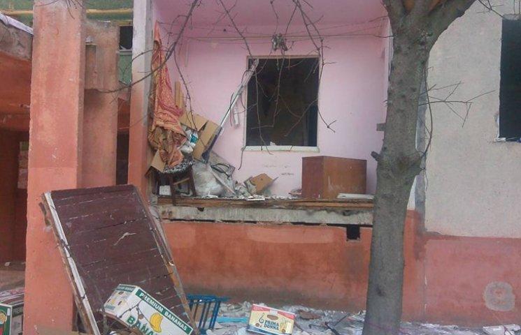 У Чернігові під час вибуху газу у квартирі постраждав чоловік