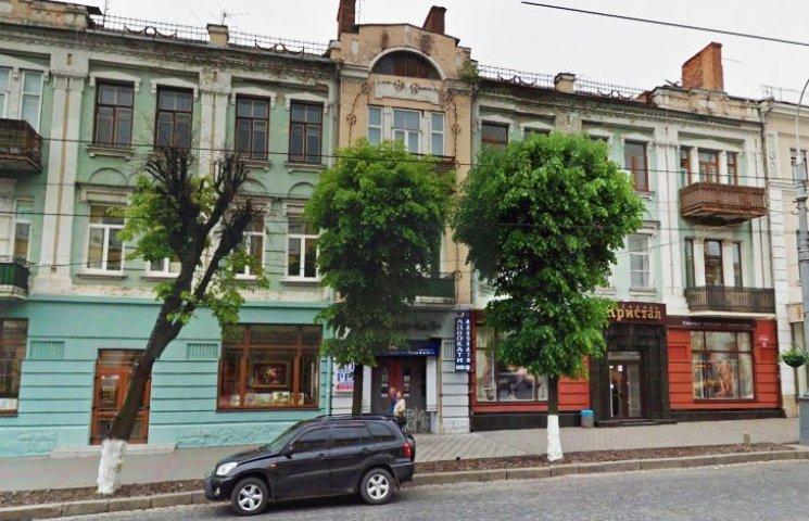 Фасади будинків в центрі Вінниці відреставрують за 8,7 мільйона