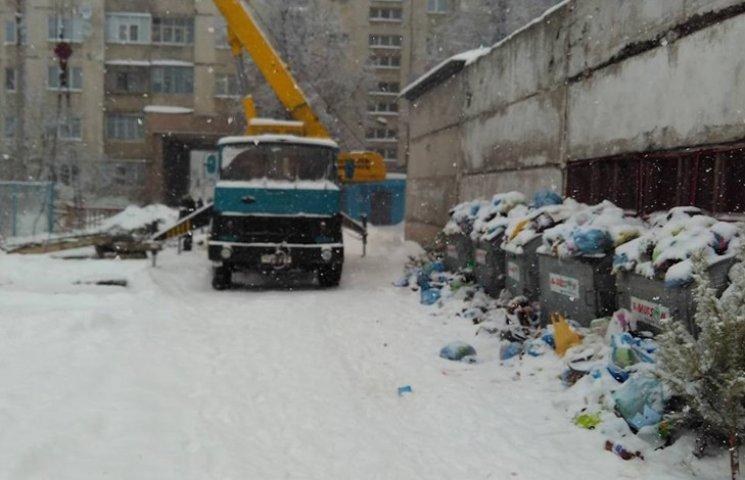 У Сумах вирішили поки не піднімати тарифи на вивіз сміття