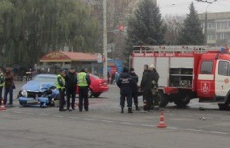 Водія пожежної машини, який їхав гасити будинок, не змогли зробити винуватцем ДТП