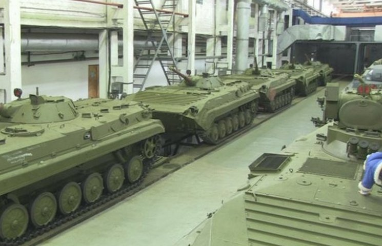 Керівника Житомирського бронетанкового заводу взяли під варту