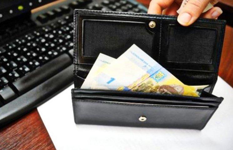 Сумчанам заборгували 55 мільйонів гривень зарплати