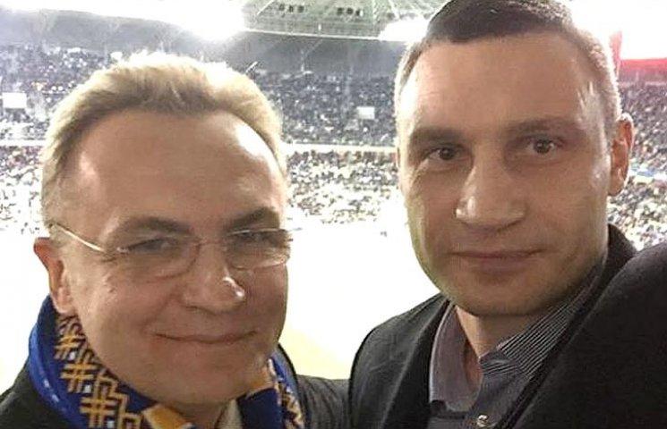 Как Кличко помешал Садовому стать мэром…
