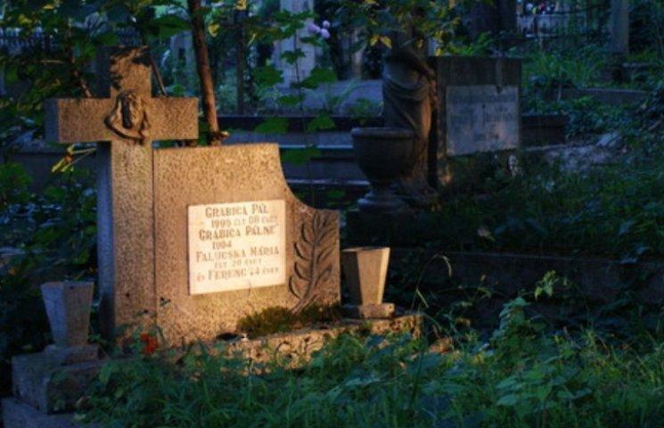 """Історія на нічку: У центрі Ужгорода можна прогулятися """"чашею покійних"""""""