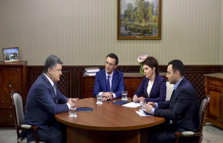 Порошенко рассказал, после чего возможно голосование за изменения в Конституцию