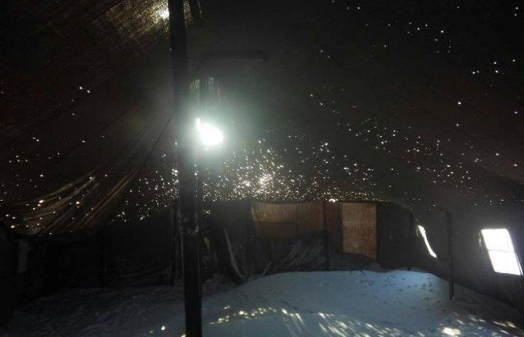 Закарпатські волонтери жахнулися умовами, в які потрапили бійці 128-ї