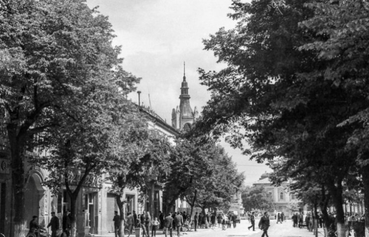 Як Мукачево перетворилося на Німеччину, яку захоплюють радянські війська
