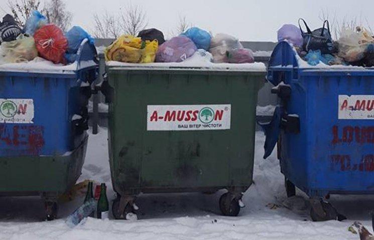 У Сумах масово звільняються водії сміттєвозів