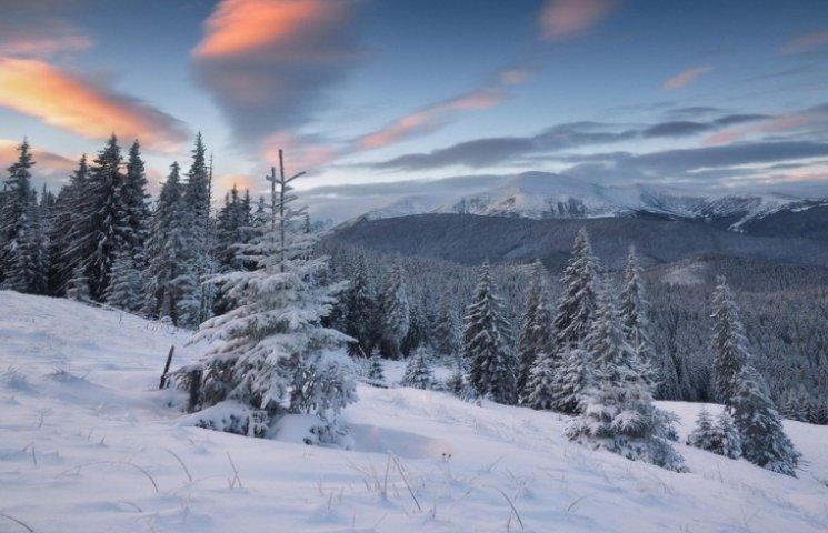 Закарпаття: прогноз погоди на 26 січня - Яреми, ваш день