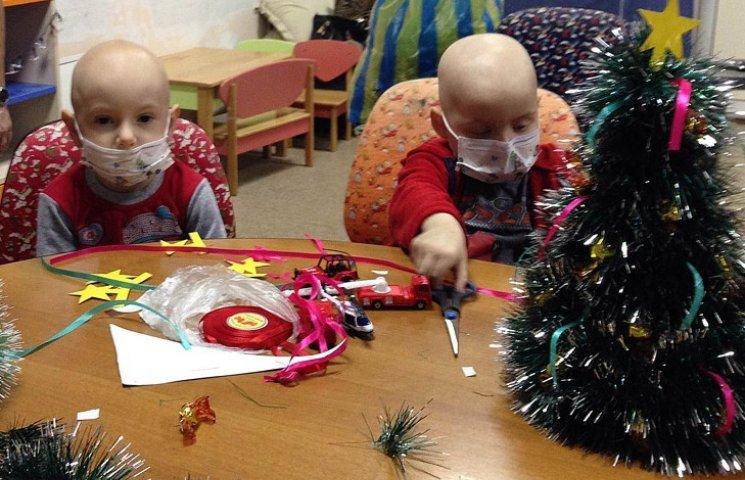У Вінниці студенти збирають олівці та альбоми для онкохворих дітей