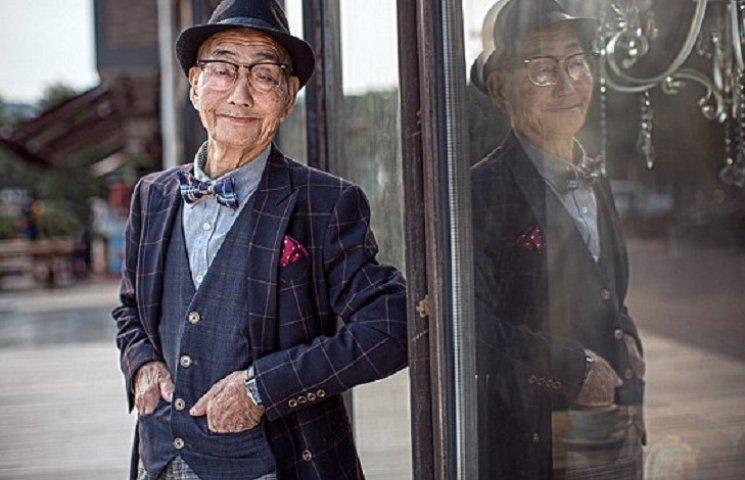 Як 85-річний дідусь-модник став зіркою Інстаграму