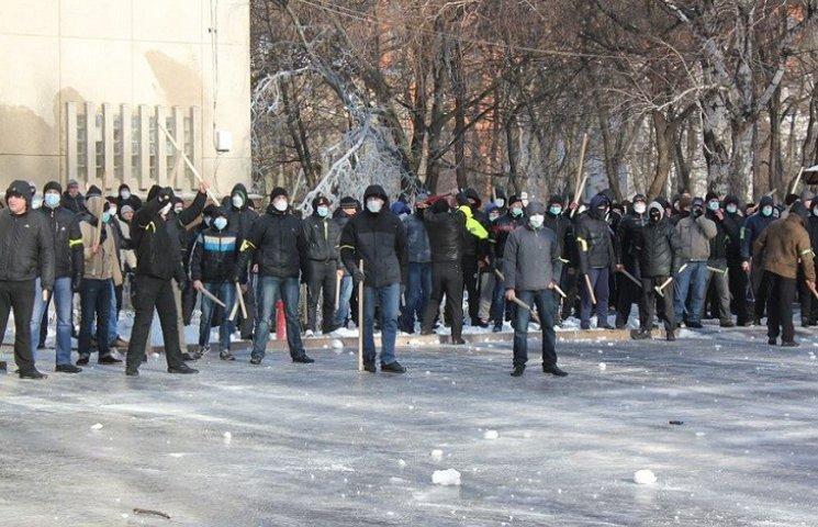 Граблі правосуддя: хто відповість за розгін дніпропетровського Майдану