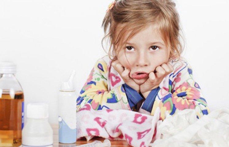 """У Чернігові епідемія грипу найбільше """"вдарила"""" по дітях"""