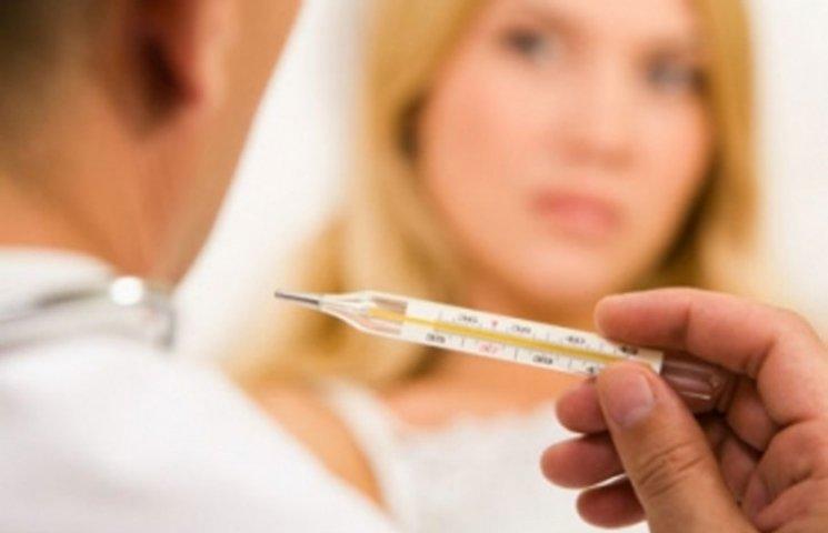 В Ужгороді кількість хворих на грип збільшується