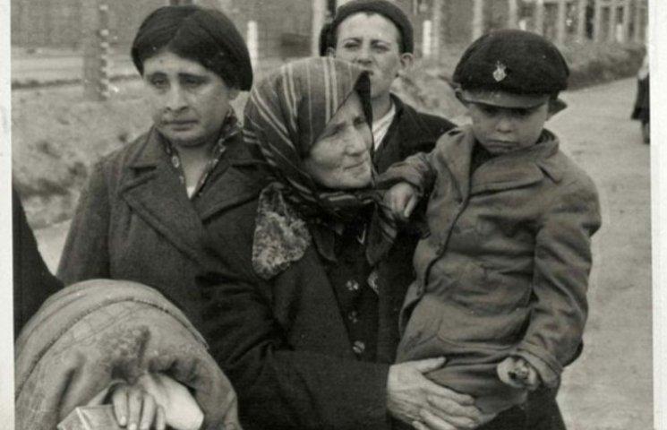 """В Ужгороді покажуть виставку """"Освенцімський альбом"""""""