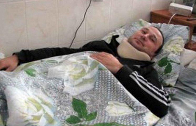 У Вінниці депутат облради побився з бізнесменом