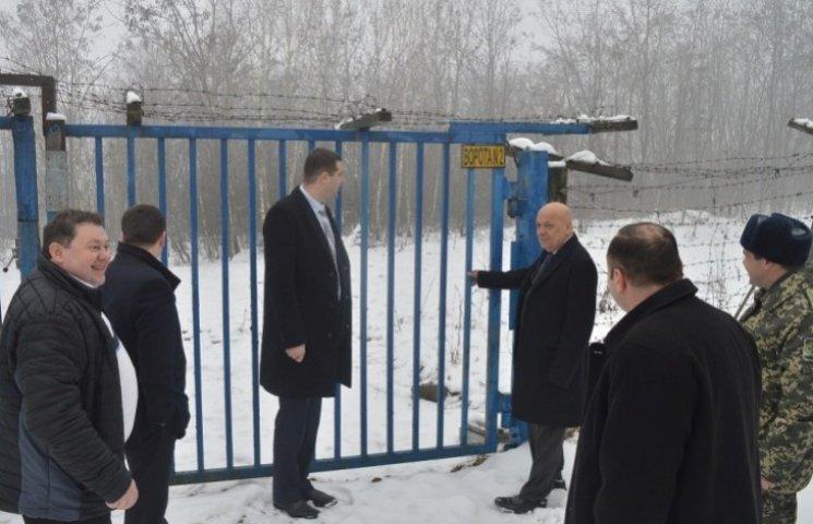 Москаль хоче пустити пішоходів через українсько-румунський кордон