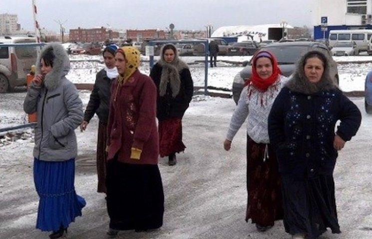 """Вінницькі цигани прикидаються переселенцями, щоб зібрати """"пожертви"""""""