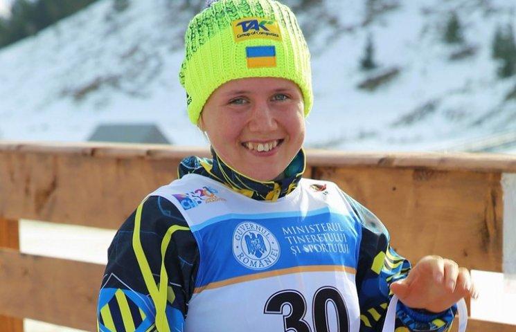 """Сумчанка завоювала """"срібло"""" на """"молодіжному"""" Чемпіонаті світу з біатлону"""