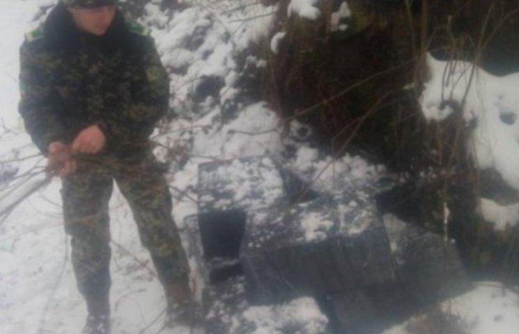 На Закарпатті великий сніг став у нагоді контрабандистам