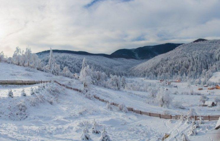 Закарпаття: прогноз погоди на 29 січня - куди вітер