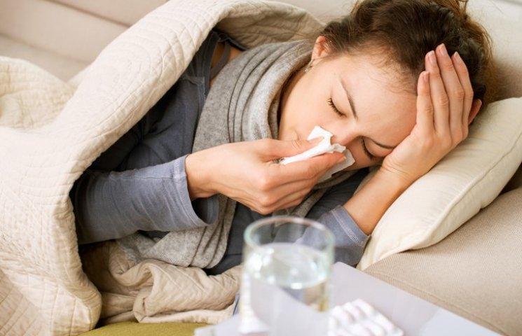 Чернігів на 152% перевищив грипозний епідпоріг