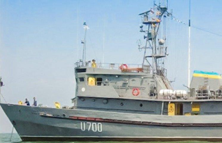 """Волонтери скаржаться, що ВМС гальмує ремонт бойового корабля """"Нетішин"""""""