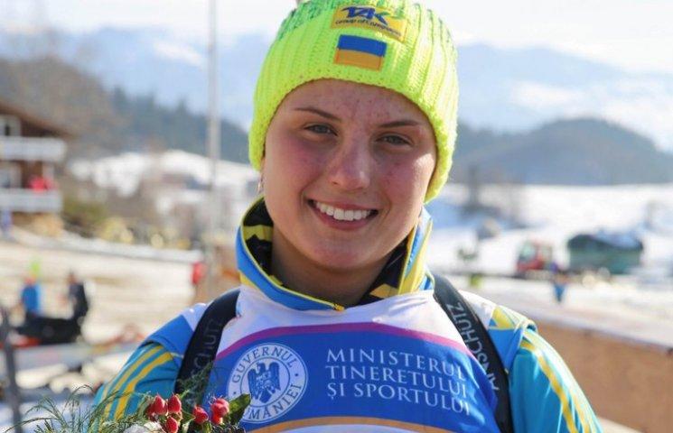 Сумчанка принесла другу медаль Україні на Чемпіонаті світу з біатлону серед юніорів