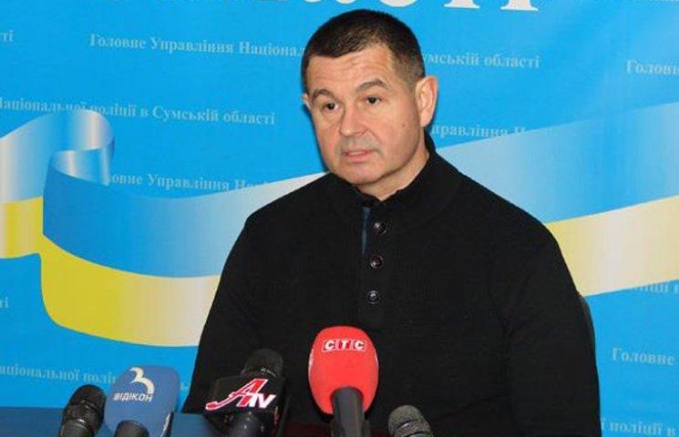 Новий керівник поліції Сумщини принципово ходитиме на роботу без мундира