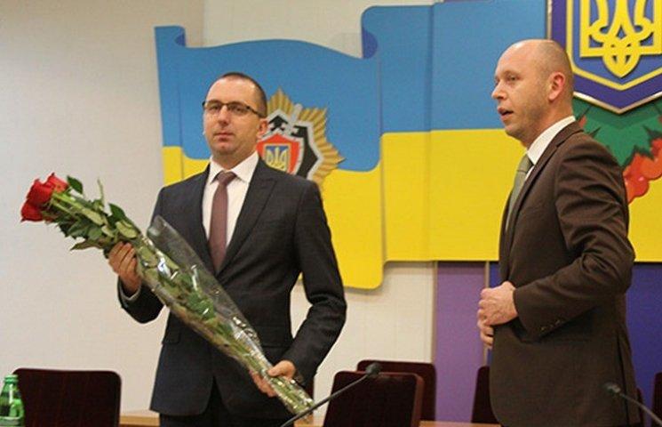 На Вінниччині призначили першого заступника начальника поліції