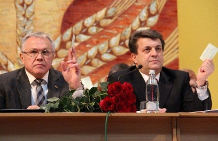 Олійник замінив Татусяка на посаді очільника Асоціації органів місцевого самоврядування