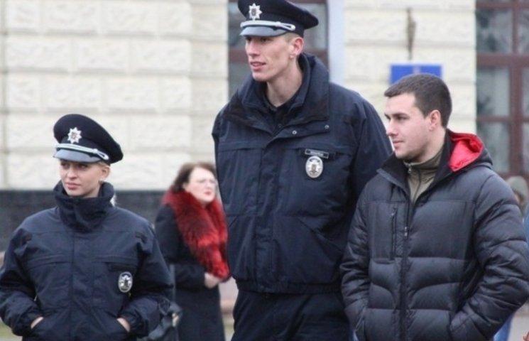 Найвищий полісмен України керуватиме патрульними Франківська