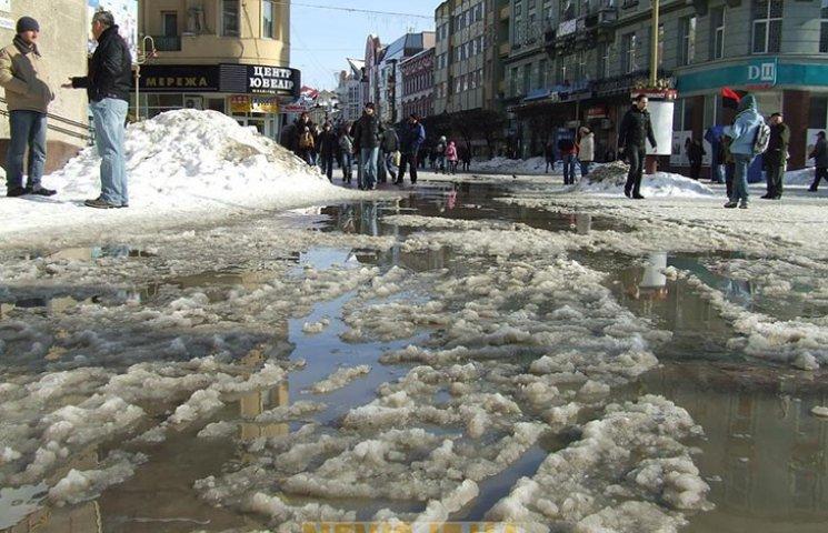 ДержНС показала, як поводитися у небезпечну погоду