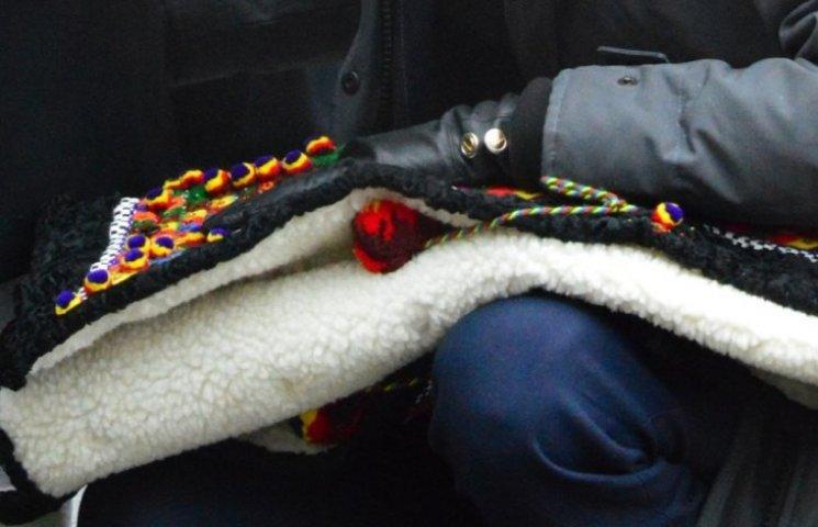 Очільниця Нацполіції носитиме гуцульський кептарик