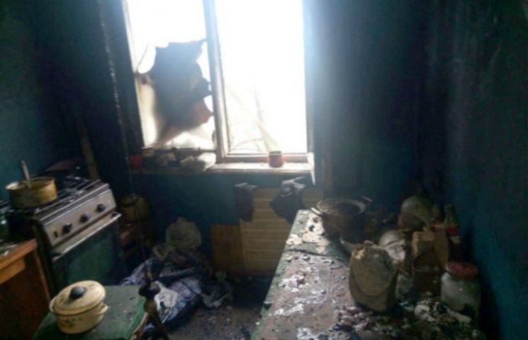 На Полтавщині двоє людей загинули під час пожежі