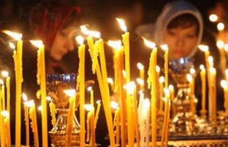 Графік Різдв'яних Богослужінь у храмах Ужгорода