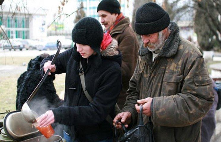 Вінничани готують для безхатьків Різдвяні обіди